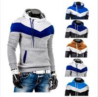 2014 new man hoody casual sweatshirt mens brand sports suit 6color fleece hoodie jackets men sportswear men hoodie sweatshirt