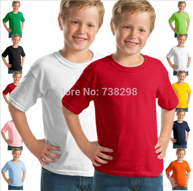 Футболка для мальчиков Child short-sleeve T-shirt 100% roupas infantis bebe 015