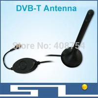 DVB-T Sucker antenna  for digital TV HD TV HDTV DTV UHF Flat 25dB Gain, DVB t ATSC radio receiver,2pcs/lot