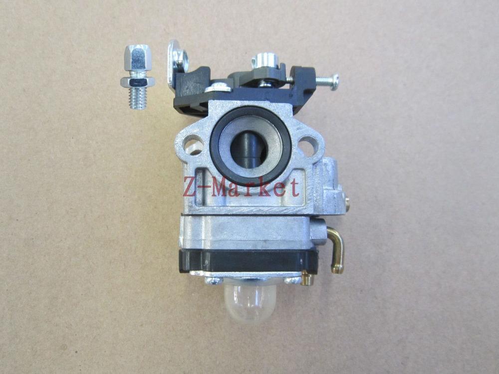 Carburetor for 25CC/33CC Brush Cutter. Grass Trimmer. Pruner. Lawn Mower. Earth Auger. Driller. etc 2 Stroke Engine Garden Tool.(China (Mainland))