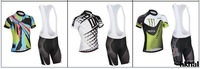2014 New sportswear Men Fox Cycling jersey fitness clothes ropa ciclismo cycling clothing shirts bib shorts set