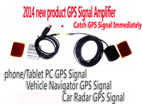 5M/16FT Car GPS External Antenna Repeater Amplifier  gps receiver for Mobile Phone  GPS car  navigation systems