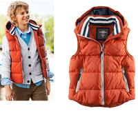 New arrival autumn children outerwear boys fleece hooded vest jacket winter kids waistcoat boys brand vest