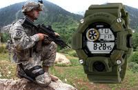 Skmei digital quartz G watch shock proof men military army watch relogio dieseler feminino masculino DZ relos ga100 gold watch