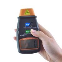 Cheap Price Digital Laser Photo Tachometer Non Contact RPM Dropshipping Wholesale B2 205
