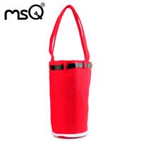 MSQ Christmas candy gift bags Santa pants style Treat Xmas Decoration wedding Party Supplies Xmas bags 500pcs/lot  20*26cm