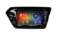 "Hot --8 "" Kia K2 Rio 2010 2011 2012 Android 4.2 .2 Capacitive Screen Car DVD GPS Navigation Radio with 1.6G CPU Dual Core 1G RAM"