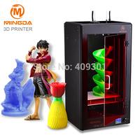China Supplier Large 3D Printer FDM MINGDA glitar 9 300x200x600mm,best 3D printer for sale