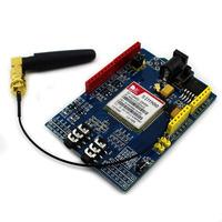 SIM900 Quad-band GSM GPRS Shield Development Board for Arduino Antenna