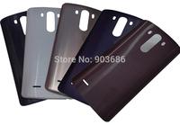 Original back cover for LG G3 F400K F400 F320K LTE Korea Version D850 D855 LS980 LS990 Wireless Charger Battery Door