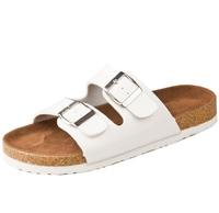 2014 New women's men's sandals Birkenstock Casual Fashion Shoes slippers cork sandals slides sapatos femininos sandalias white