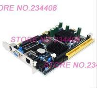 Via8606 long card industrial motherboard fb2501 8601t chip 686b isa long card motherboard