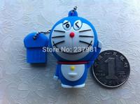 Christmas gift for doraemon USB 2.0 64gb Memory Stick 32gb 16gb 8gb pendrive 512gb pen Drive 64gb USB Flash Drive 64GB U disk