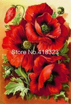 Вышивка россия цветы цветок X03 Diy алмазные картины полный мозаика картина картина вышивка крестом горный хрусталь новое поступление
