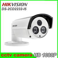 Hikvision 3MP DS-2CD2232-I5 IP camera HD1080P  network matrix infrared  IR 50m camera CCTV camera support POE IP66