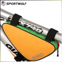 SPORTWOLF Hot Sale Bicycle Bike Bag Front Frame Head Pipe Triangle Frame Bag Pouch of High Quality handlebar bag bike pannier