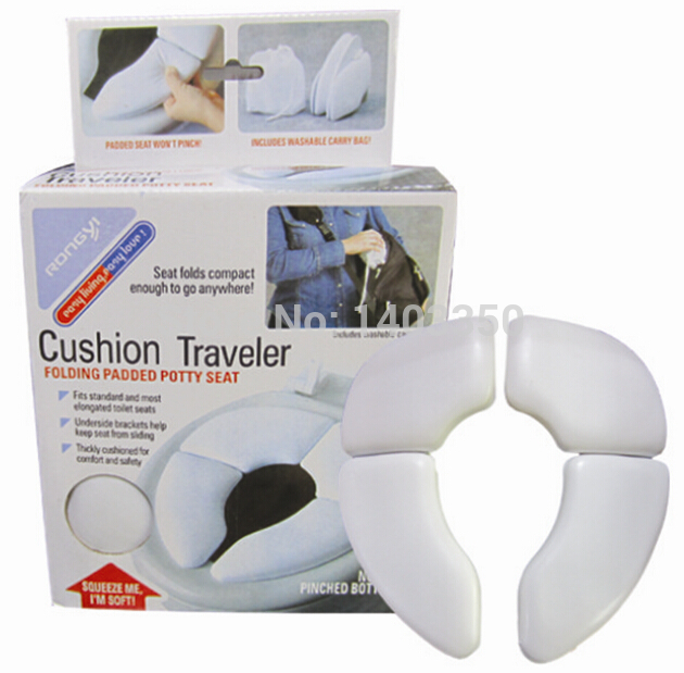 cushioned toilet seat covers. Foldable Toilet Seat Cover Velcromag Travel Covers For Toddlers