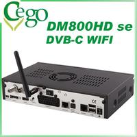 DM800se 1pc  SIM2.10 with 300Mbps Wifi 800HD se DM800 hd  satellite receiver Enigma2