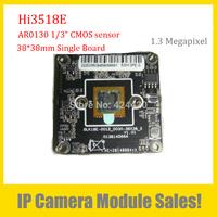 "1.3 Megapixel 960P IP Camera DIY Module Main Board(Chip Hi3518E + AR0130 1/3"" CMOS sensor) Support P2P Onvif Smartphone Review"