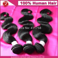 Brazilian virgin hair body wave hair weave bundles 3pcs lot unprocessed virgin brazilian hair remy 100% human virgin body wave