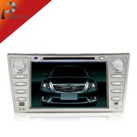 2 Din Android 4.2 Car DVD GPS For Toyota Camry Aurion 2007-2011 GPS Navigation+autoradio+Audio+Stereo+dvd automotivo Car Styling