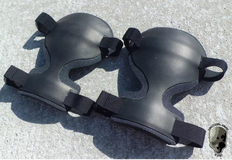 TMC ARC Style Military Kneepads airsoft knee Pads Protective Pads Black TMC1755(China (Mainland))
