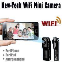 Mobile Security Camera wireless wifi network remote monitoring ultra-small micro camera mini dv P2P 640*480 iOS & Andorid APP