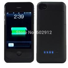 3200 mAh et 2200 mAh Rechargeable de sauvegarde externe chargeur de batterie Power Bank Powerbank couvercle du boîtier pour iPhone 4 4 G 4S 5 5 G 5S 5C(China (Mainland))