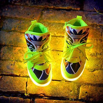 С и R * горячая распродажа 2015 весна осень детская обувь мальчики, девушки детская обувь дети обувь + кроссовки детские из светодиодов обувь для детей