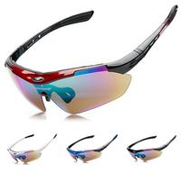 Cycling Eyewear NEW Men Women Sunglass Outdoor Glasses Bicycle Bike UV400 Sports Sun Glasses 5 Lenses original Box -FN002