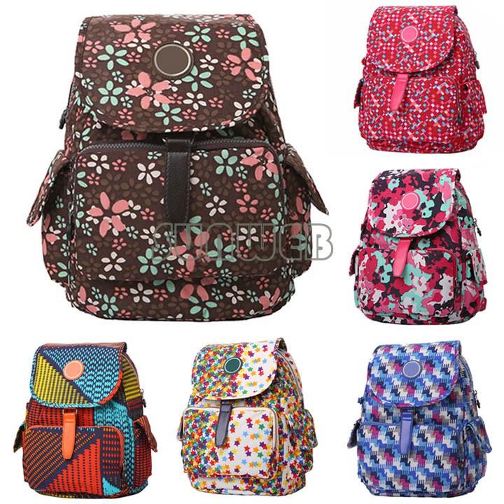 ... backpack rucksack Preppy Men's Travel Bags College School military Bag