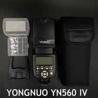 YONGNUO YN-560 IV 2.4G Wireless Master & Group Flash Speedlite for Canon Nikon Pentax Sony Cameras,YN560 IV,YN560IV