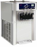 20-24L/h Commercial soft ice cream machine, icecream maker machine, machine icecream