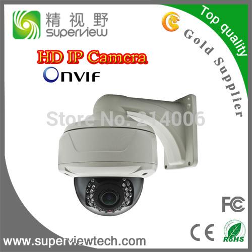 HD 720P IP Camera Vandalproof IR Camera 25m IR Range 2.8-12mm Lens Onvif 2.4 standard Security IP Dome Camera(IPDM256-1.0M)(China (Mainland))