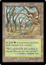 Gaea's Cradle proxy card for Magic the Gathering MTG(China (Mainland))