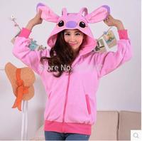 Plus Size Winter Women Men's Animal pajamas Lovely Cartoon Cosplay Costume Sweatshirt Animal Hoodies Hoody S-M-L-XL