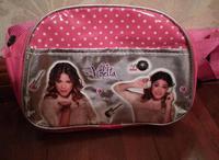 2014 new arrival children's  Violetta Printed tote handbag crossbody bag mesage bags for kids girl birthday gifts