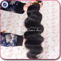 Queen hair products 6A brazillian virgin hair body wave 3 bundles brazilian body wave virgin hair Best brizilian body wavy hair