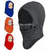 New Motorcycle bicycle Fleece Balaclava Neck Ski Full Face Mask Cover Hat Cap SKT-006