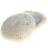 """New 1Pc 6"""" Woolen Buffing Pad For Car Detailing Polishing"""
