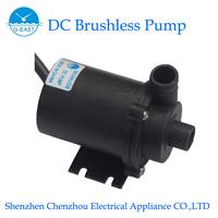 Submersible Pump CP40A-1227,Water pump,Solar pump,12V DC pump,Mini pump(12V/780mA,2.7M,700LPH,Color Black)