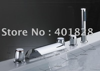 Waterfall Bathtub Faucet - Wholesale - Free Shipping (Y-8001)