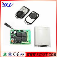 4Channels 12V/24V  intelligent control YET404PC +YET026