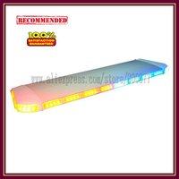 "Wholesale Pirce! TBD-GA-15325K LED lightbar, GENIII 1Watt LED, total 88pcs LEDs, 47"" Length, 16 Flash patterns,"
