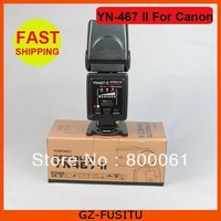 Fast shipping Yongnuo YN-467 II ETTL Flash Speedlite for Canon 450D 400D 500D 550D 1000D