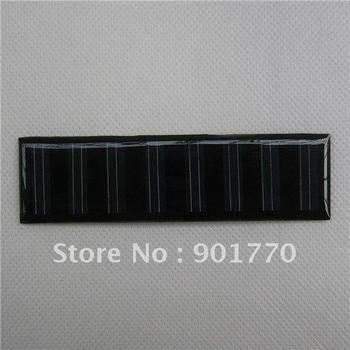 4V 50mA 0.2W small solar panel mini solar panels power 2.4v battery charge led light free shipping
