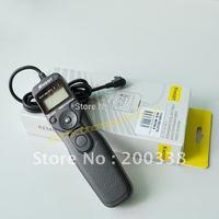 Pro RS-80N3 Remote Timer shutter release For Canon EOS 10D/20D/30D/40D/50D/5D/D60/D50
