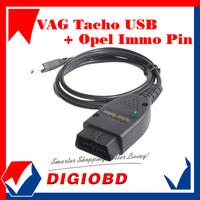 VAG Tacho 3.01+OPEL IMMO PIN READER
