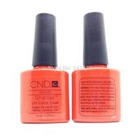 (You Choose 6pcs) New Arrival 73 Colors Soak Off LED & UV Gel Nal Polish Lacquer CND Shellac Set