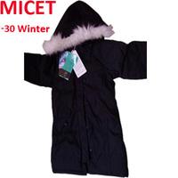 Girl Winter Coat Red Outdoor Winter Baby Snowsuit Children's Down Jacket Goose Outerwear Criancas Reima Kids Winter
